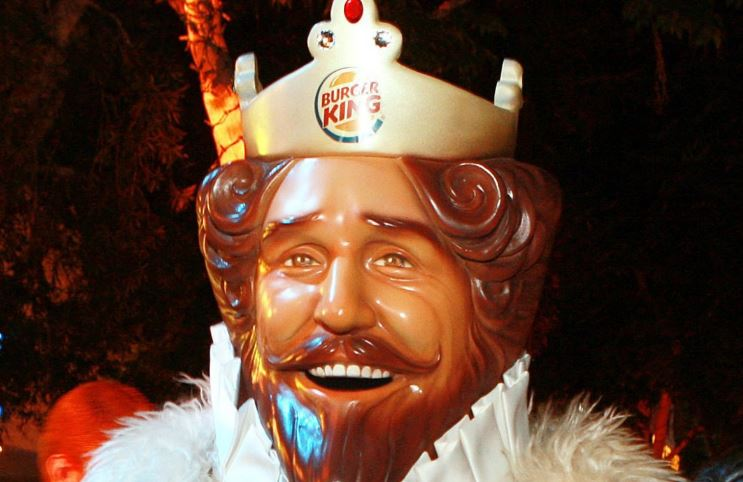 the-king-burger-king