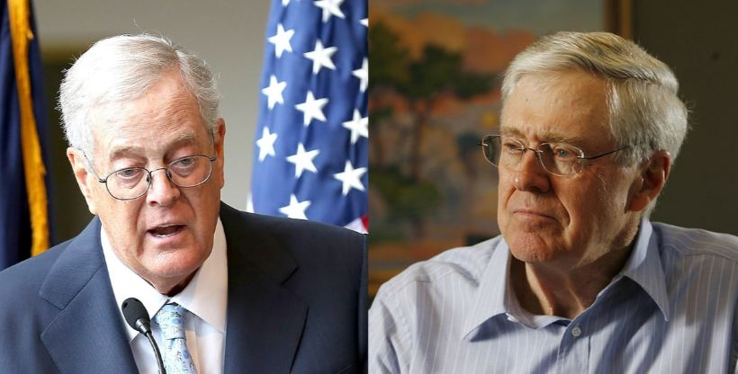 The Koch Brothers