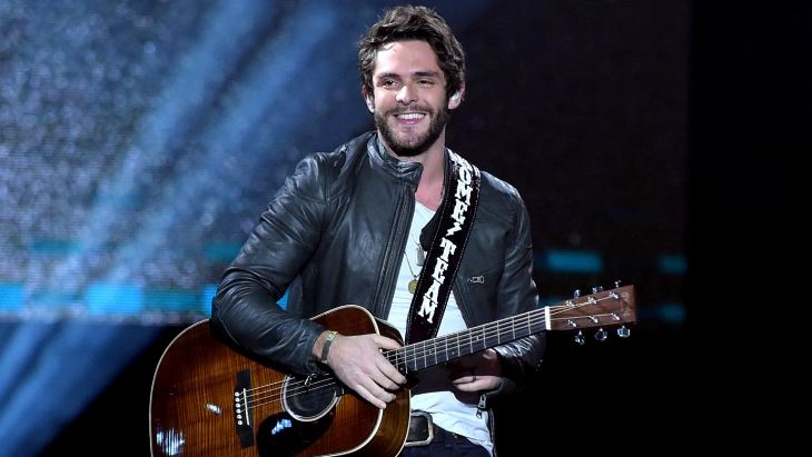 Thomas Rhett Net Worth 2017-2018