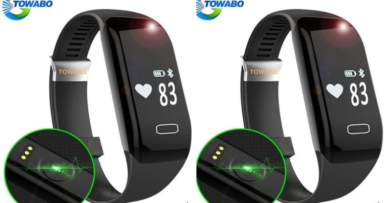 Towabo Fitness Tracker Top 10 Best Selling Fitness Trackers