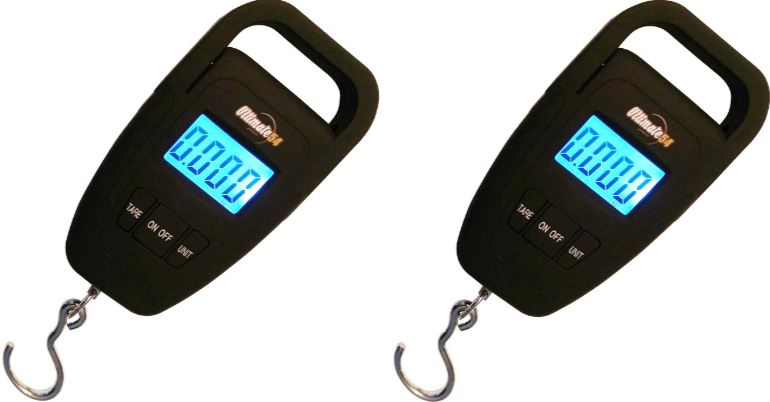 Ultimate54 Portable Top 10 Best Selling Fishing Scales