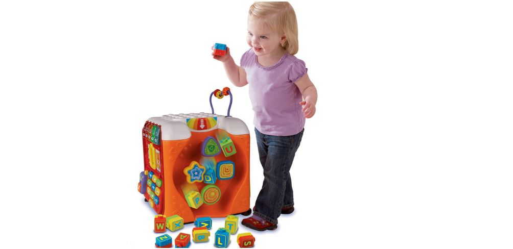 V-Tech Activity Cube Top 10 Best Selling Activity Cubes