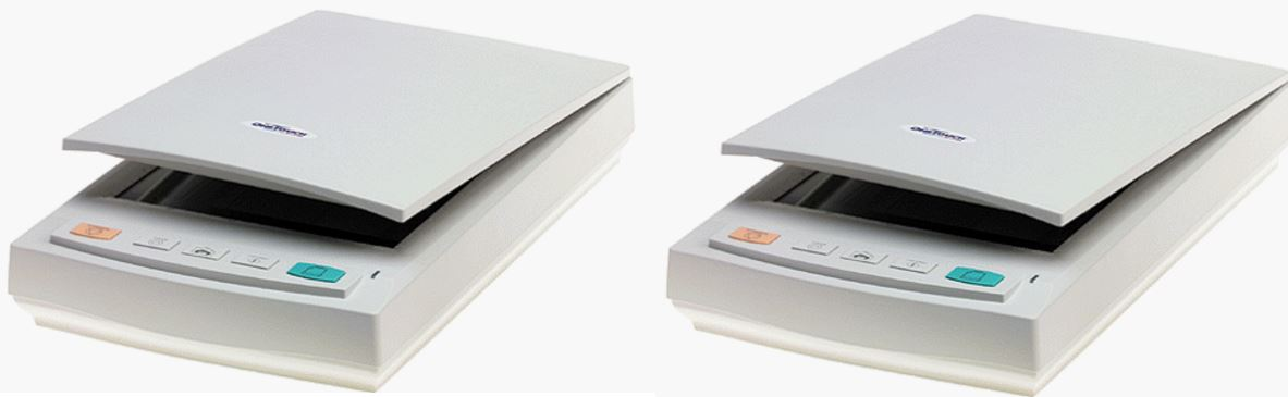 Visioneer Flatbed One Touch Scanner