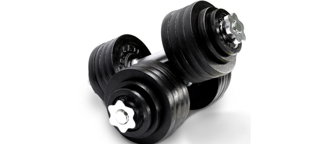 Yes4All Adjustable Dumbbells 40, 50, 53, 60, 105 and 200 lbs