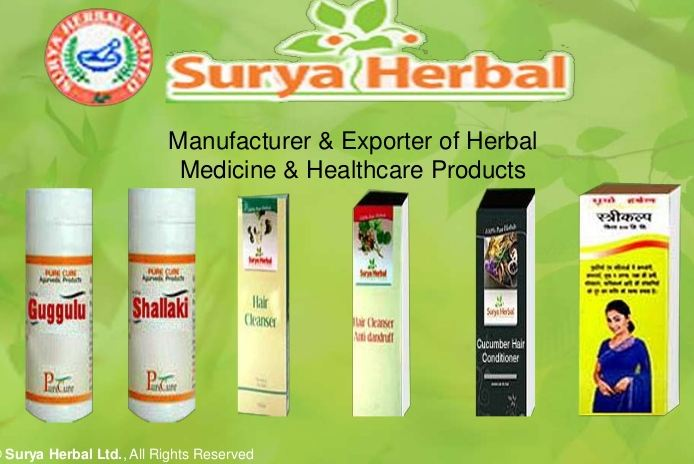 Best Ayurvedic Companies in India 2019