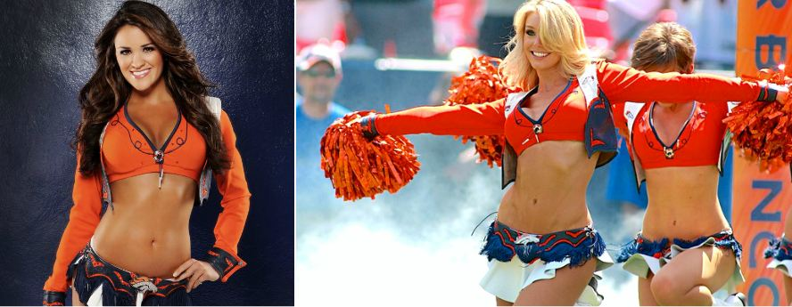 Most Beautiful NFL Cheerleaders 2019