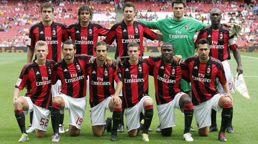ac milan, Top 10 Most Expensive Football Teams in The World 2017