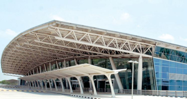 Busiest Airports in India