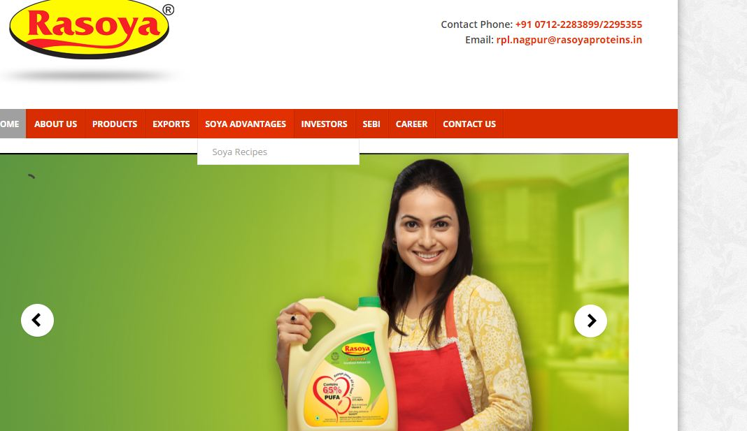 Edible Oil Companies in India 2019