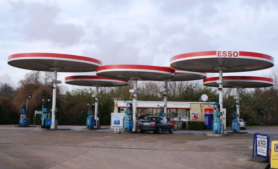 Biggest Gas Stations