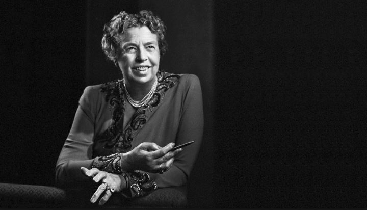 Eleanor Roosevelt Top Most Popular Women Who Changed The World 2018