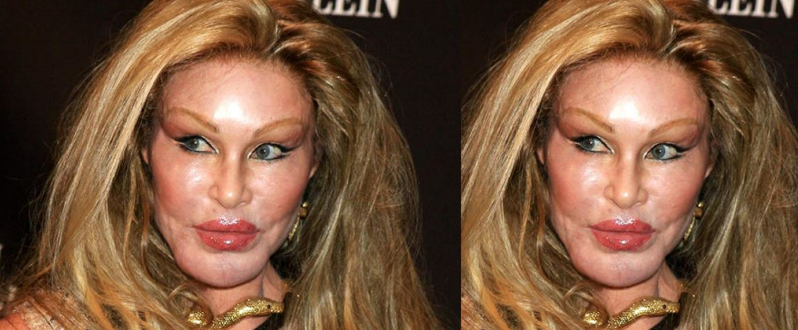 Famous People With The Ugliest Faces